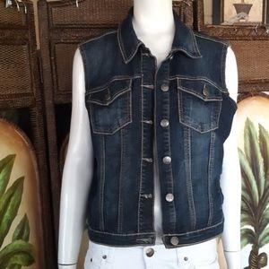 Earl Jeans Jean Vest